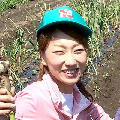 横山 薫/鹿児島県さんの顔写真