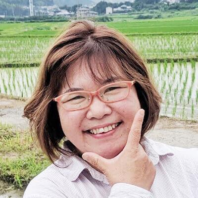 くわの 由美/福岡県さんの顔写真